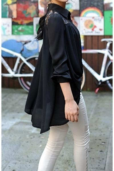 Za-Mong blouse