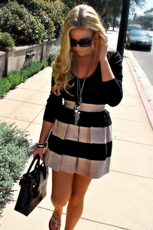 BCBG skirt - Forever 21 top