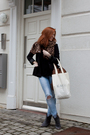 Black-h-m-blazer-zara-blouse-blue-h-m-trend-jeans-gray-new-look-boots-br