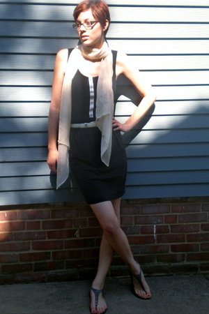 dress - skirt - accessories - Old Navy shoes