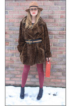 faux fur Wallis coat