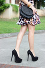 Printed-blackfive-dress