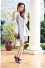 Printed-paradise-treats-dress-heels-spruce-heels
