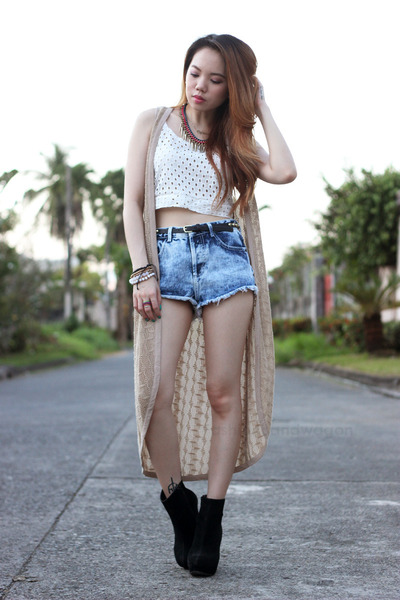 cropped top UrbanHour Clothing top