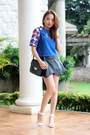 Origami-style-quench-shorts-shirt-naked-clothing-top