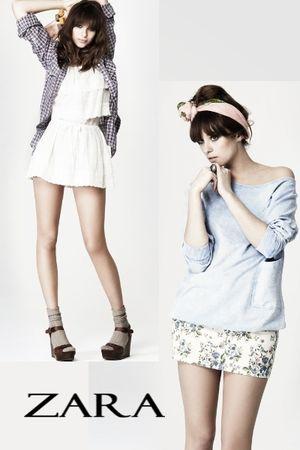 white Zara dress - white Zara skirt