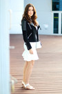 Asos-dress-mango-jacket-rebecca-minkoff-bag-sam-edelman-sandals