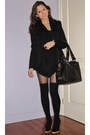 Zara-dress-h-m-socks-samsara-by-matt-nat-purse-kors-by-michael-kors-shoes