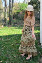 H&M skirt - hat - top