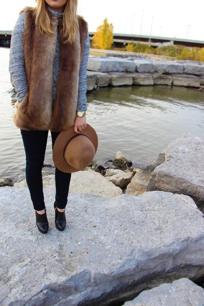 Michael Kors Boots With Fur Ankle Boots Michael Kors
