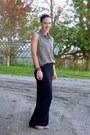 Thrifted-shirt-h-m-skirt