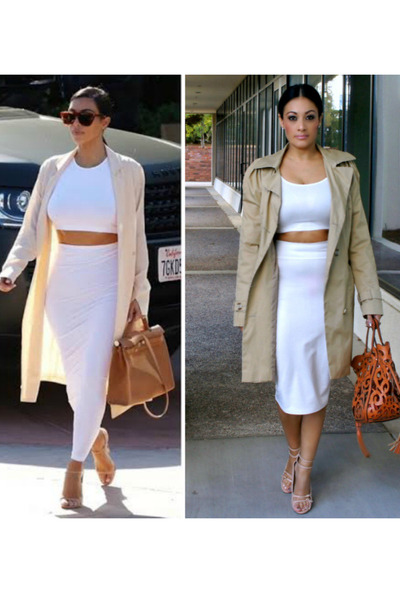 Camel Trench Coat Romwe Coats, White 2s, Piece Ami Clubwear ...