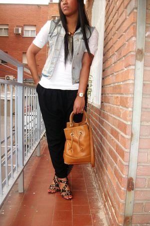 Zara shoes - BLANCO pants
