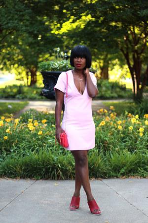 Tobi dress - Tibi heels