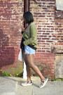 Madewell-jacket-nasty-gal-shorts-cheap-monday-sweatshirt-ash-sneakers