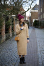 Dr-martens-boots-wool-asos-dress-similar-new-look-hat-satchel-h-m-bag