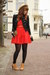 Chloe boots - ClubCouture dress