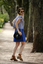 denim H&M Trend skirt - drew Chloe bag - similar H&M sunglasses