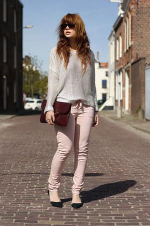 asos jeans - H&M jumper