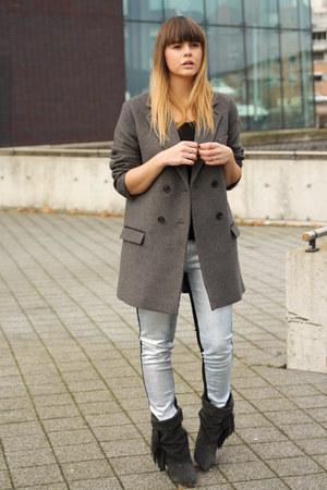 ISABEL MARANT POUR H&M boots - American Retro jeans