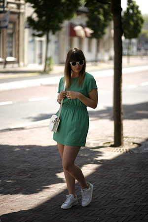 Ivyrevel dress - Mango bag - asos sunglasses
