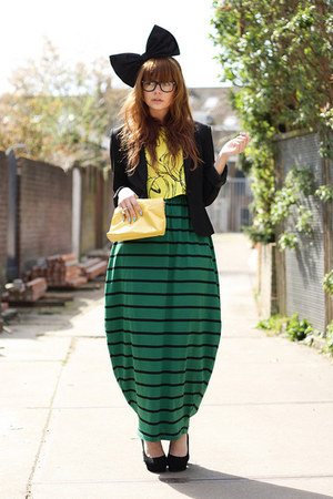 Garypeppervintage hat - asos skirt