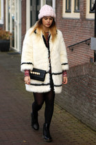 H&M Paris Collection coat - Dr Martens boots - ISABEL MARANT POUR H&M sweater