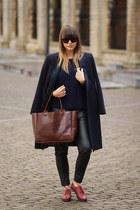 Rib & Hull bag - Mango coat - PERSUNMALL flats