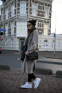 Coat-proenza-schouler-bag-nike-air-max-90-sneakers