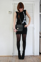 Topshop boots - Etsy dress
