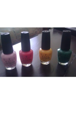 OPI accessories - OPI accessories - OPI accessories - OPI accessories