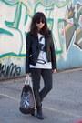 Dark-gray-h-m-jeans-black-zara-jacket