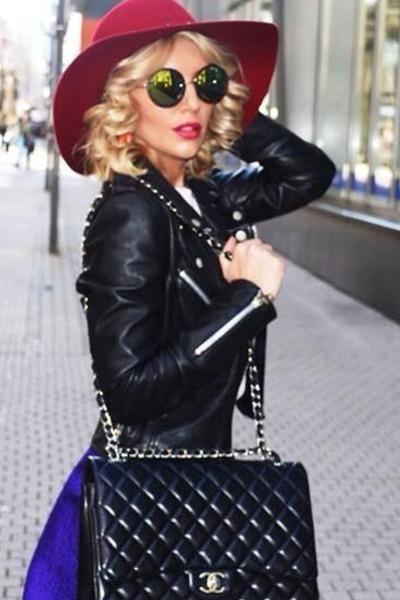 Giuseppe Zanotti shoes - Zara jacket - MARC CAIN shirt - Chanel bag