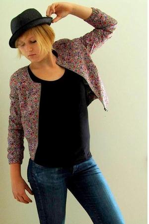 H&M jacket - H&M men hat - Vero Moda jeans