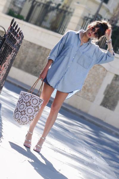 Zara outfit shirt