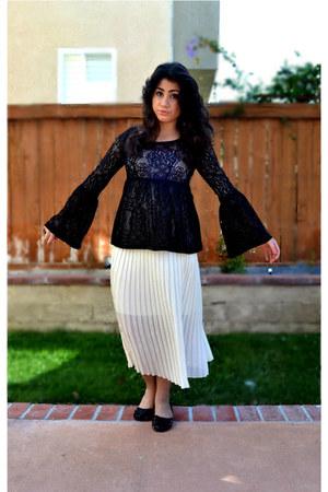 Ebay skirt - Jcpenny top