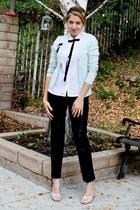black vintage pants - black Asos Forever 21 accessories