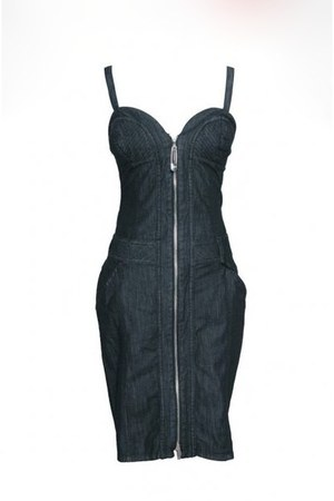 denim Love Moschino dress
