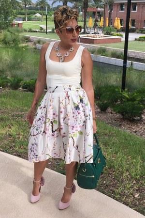Choies skirt - Zara top