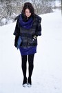 Zara-dress-river-island-coat-asos-bag
