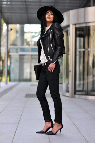 Skinny H&m Jeans Fedora H&m