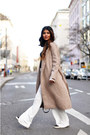 Camel-long-zara-coat-black-proenza-schouler-bag