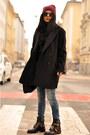 Black-derby-cut-out-balenciaga-boots-black-boyfriend-mango-coat