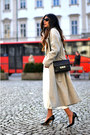 Heather-gray-oversized-cos-coat-black-turtleneck-cos-sweater