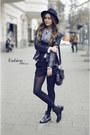 Black-chelsea-melvin-hamilton-boots-silver-louis-vuitton-scarf