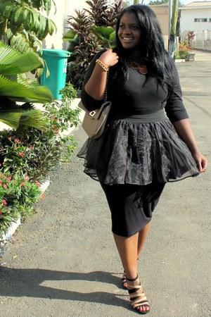 pencil skirt asos skirt - tutu asos skirt - Michael Kors shoes