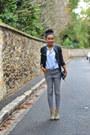 Asos-boots-asos-jeans-zara-jacket-zara-shirt-balenciaga-bag