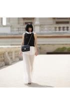 Ivyrevel pants - Florian London bag - Zara top