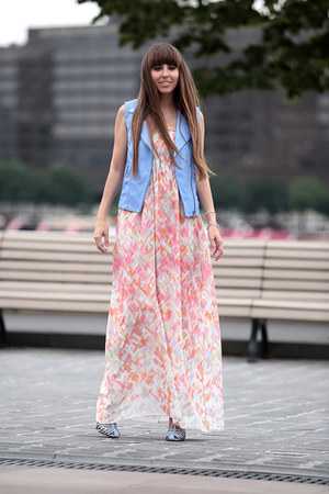Gas dress - Gas heels