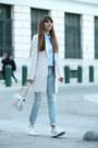 Only-coat-just-cavalli-jeans-kaffe-shirt